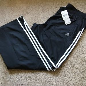 Adidas Women's Performance Wind Pants (NWT)